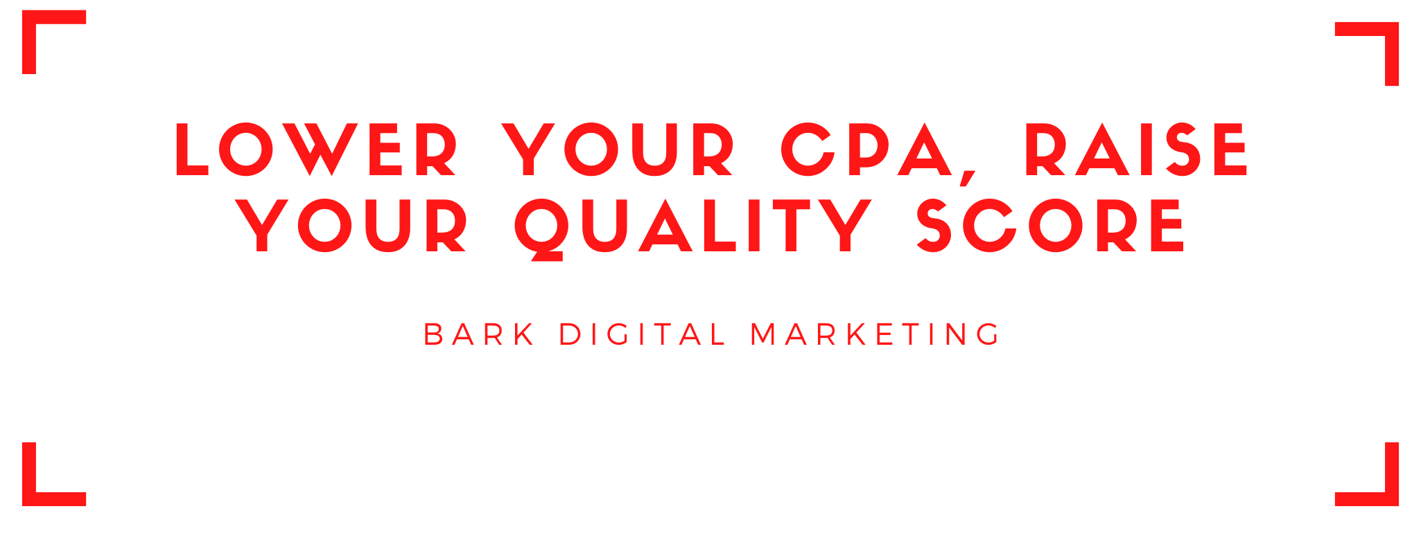 How & Why Bark Lowers your CPA